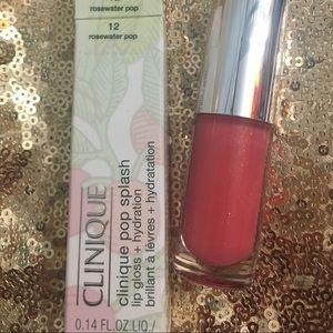 Clinique Pop Splash + Hydration Lipgloss BNIB